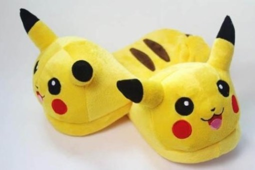 Novelty Pokémon Slippers