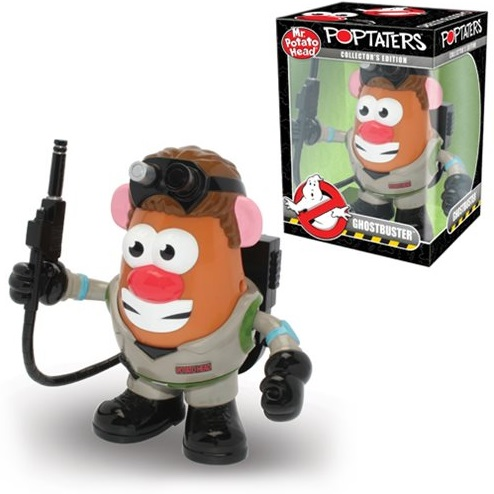 Mr Potato Head Ghostbuster