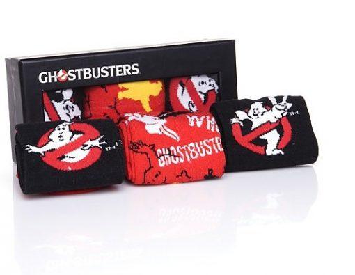 Ghostbusters Socks Gift Set