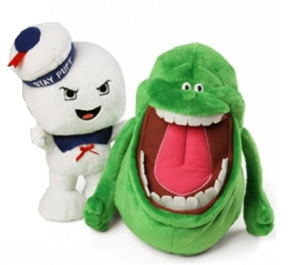 Ghostbusters Plush Toys