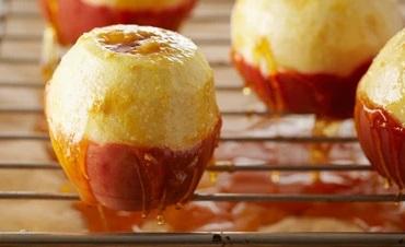 Baked Apple Creme Brûlée
