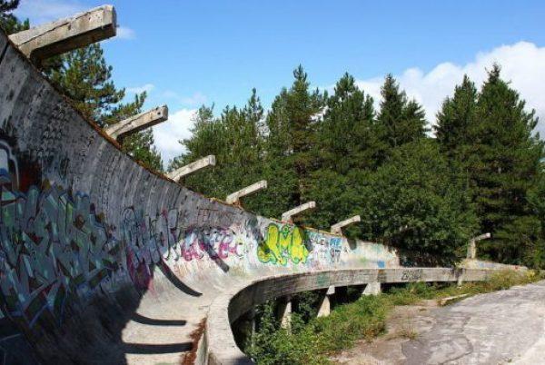 Sarajevo Bobsleigh Track, Sarajevo