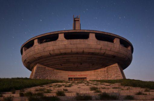 Buzludzha Monument, Kran