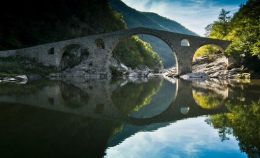 Devil's Bridge, Ardino