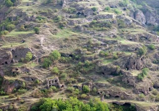 Old Khndzoresk Cave Village, Khndzoresk