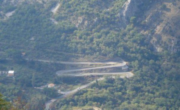 Cetinje-Kotor Road, Koto