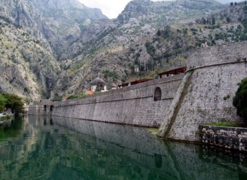Fortifications of Kotor, Kotor