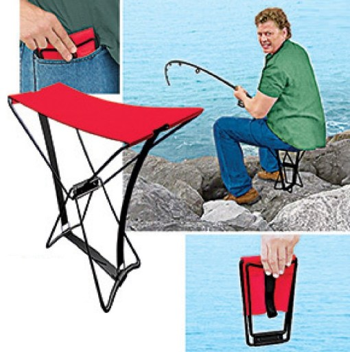 Pocket-Friendly Chair