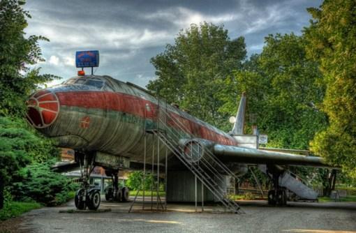 Aeroplane Bar Letka Tu-104, Olomouc