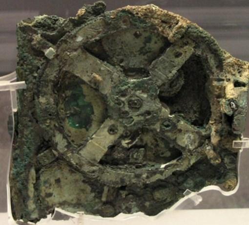 Antikythera Mechanism, Athens