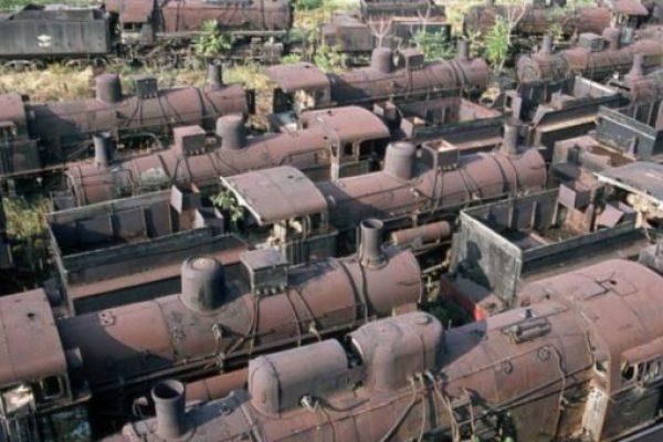 Thessaloniki Train Cemetery, Thessaloniki