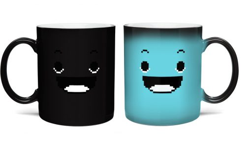 8 Bit Rise & Shine Heat Changing Mug