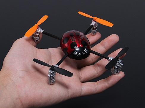 Ladybird Ultra Micro Quadcopter