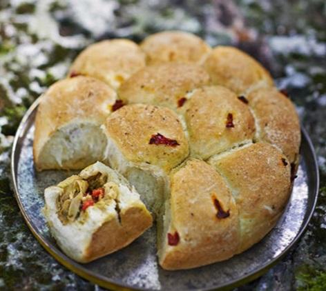 Deli Pull-Apart Bread