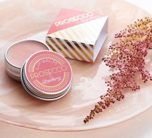 Prosecco And Strawberry Lip Balm