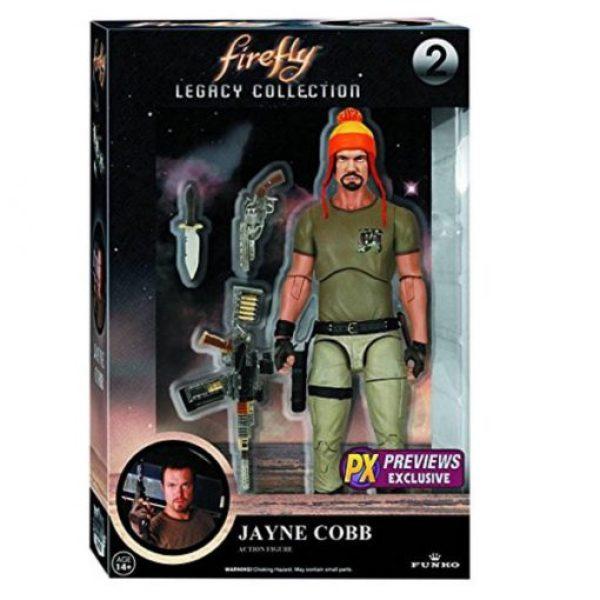Firefly: Jayne Cobb Action Figure