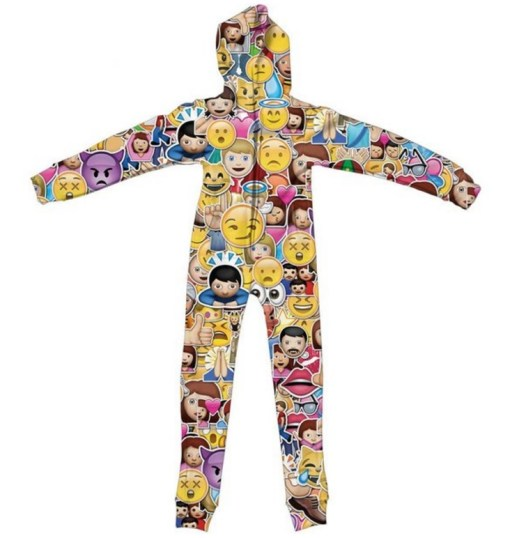Emoji Youth Jumpsuit