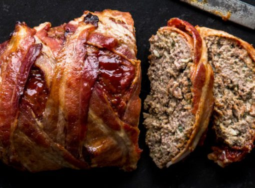 Beef-and-Bacon Meatloaf