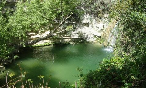Adonis Baths, Paphos