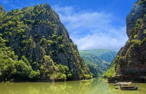 Matka canyon, Skopje