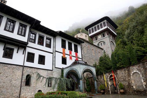 Sveti Jovan Bigorski Monastery, Rostusha