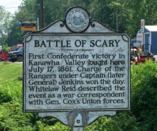 Scary, West Virginia