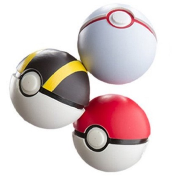 Pokéball Bouncy Balls