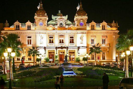 Casino de Monte Carlo, Monte Carlo