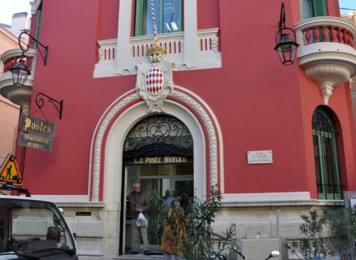 The Post Office, Monte Carlo