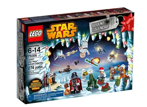 Lego: Starwars Advent Calendar
