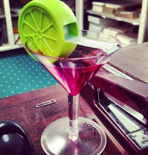Cocktail Tape Dispenser