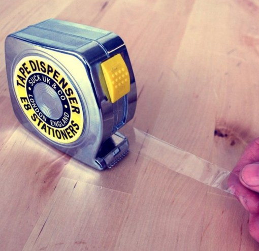 Tape Measure Tape Dispenser