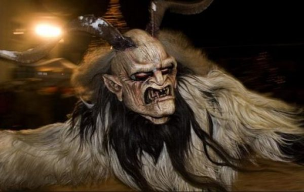 Austria's Christmas Tradition - The Krampus