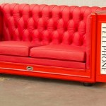 Top 10 Amazing and Unbelievable Things Recycled Into Sofas