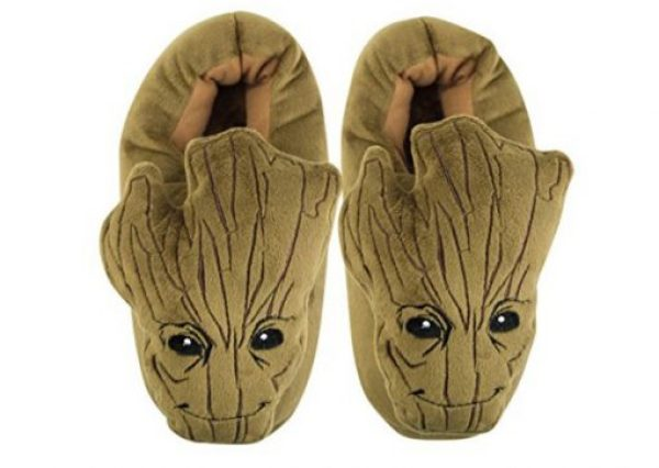 Guardians Of The Galaxy Groot Men's Slippers