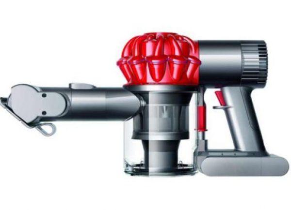 Dyson V6 - Handheld Vacuum - Bagless - Blue, Silver, Red