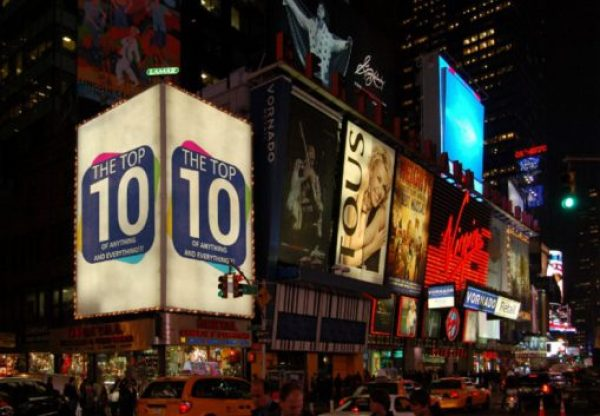 Throw a Dreaming of Times Square Party