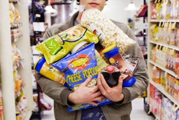 Buy Groceries When You're Hungry