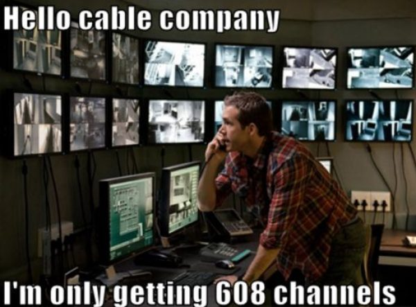 Use Cable or Digital TV