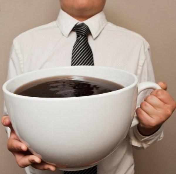 Buy Coffee for No Good Reason