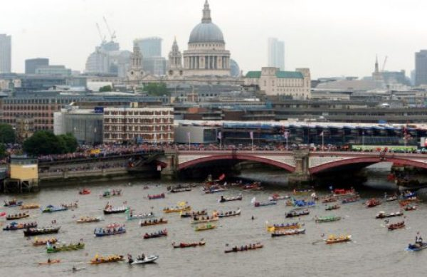Largest Parade of Boats