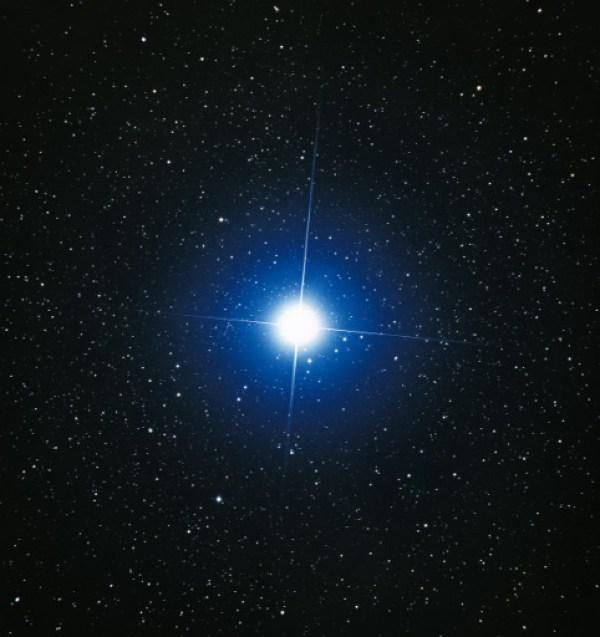 Rigil Kentaurus (Alpha Centauri)