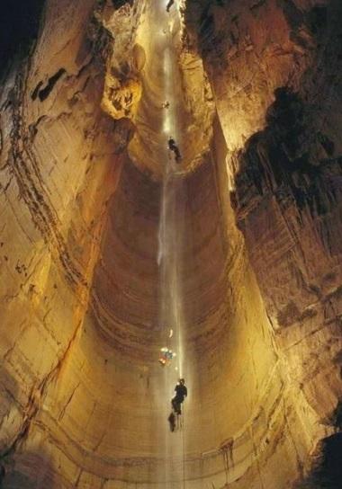 Lamprechtsofen Cave, Austria