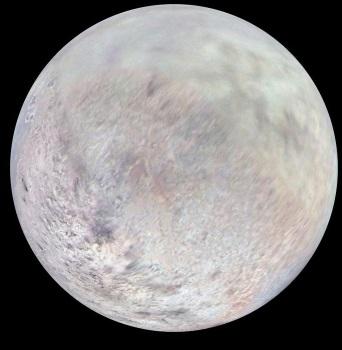Triton (Largest Moon of Neptune)