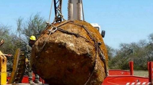 Gancedo Meteorite