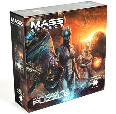 Mass Effect 1000pc Jigsaw Puzzle