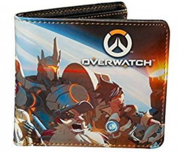Overwatch Bifold Wallet