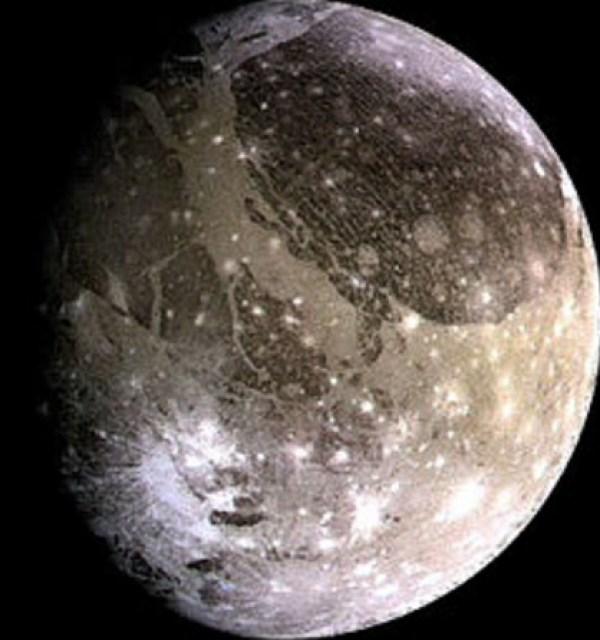 Ganymede, Moon of Jupiter