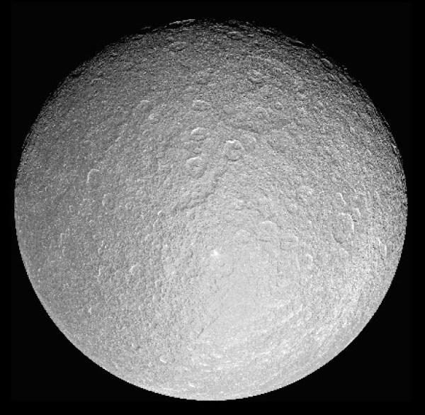 Rhea, Moon of Saturn