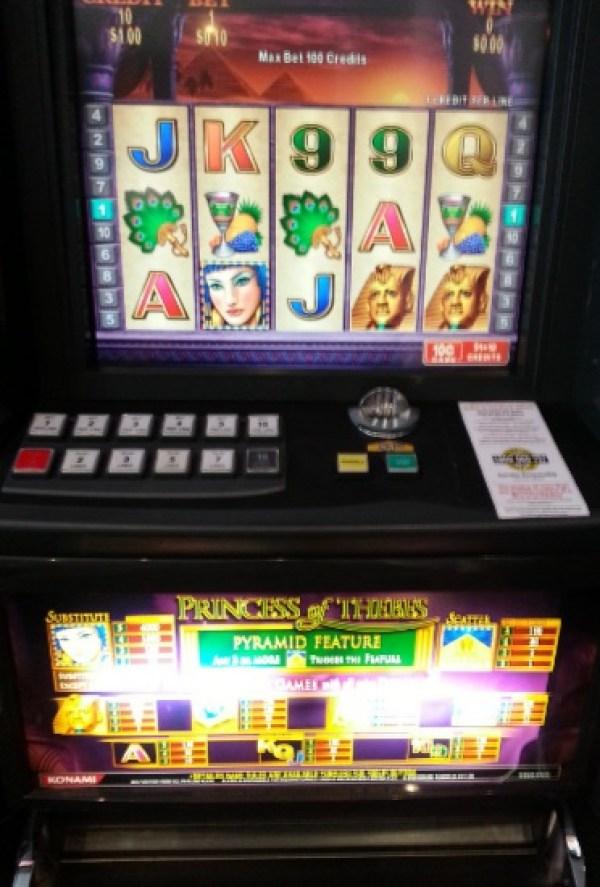 Names Of Slot Machines
